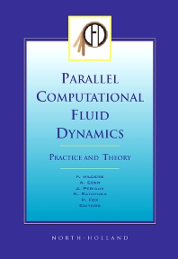 Cover image for Parallel Computational Fluid Dynamics 2001, Practice and Theory