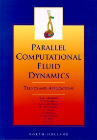 Cover image for Parallel Computational Fluid Dynamics 2000