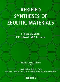 Verified Synthesis of Zeolitic Materials - 1st Edition - ISBN: 9780444507037, 9780080543512