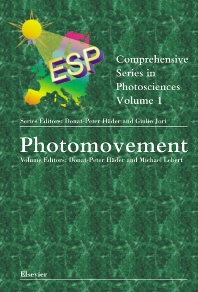 Photomovement, 1st Edition,D.-P. Häder,M. Lebert,ISBN9780444507068