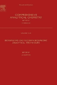 Biosensors and Modern Biospecific Analytical Techniques, 1st Edition,L. Gorton,ISBN9780444507150