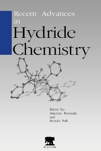 Recent Advances in Hydride Chemistry - 1st Edition - ISBN: 9780444559715, 9780080540337