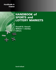 Handbook of Sports and Lottery Markets, 1st Edition,Donald Hausch,W.T. Ziemba,ISBN9780444507440