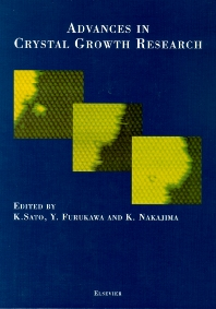 Advances in Crystal Growth Research - 1st Edition - ISBN: 9780444507471, 9780080526126