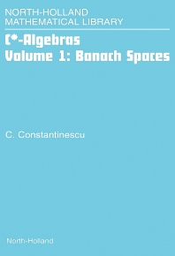 Banach Spaces, 1st Edition,Gerard Meurant,ISBN9780444507495