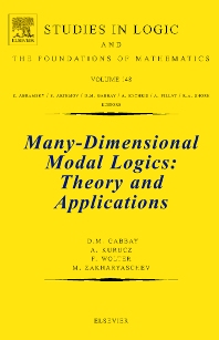 Cover image for Many-Dimensional Modal Logics: Theory and Applications