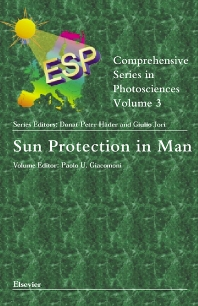 Cover image for Sun Protection in Man