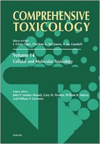Cover image for Cellular and Molecular Toxicology