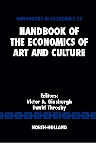 Cover image for Handbook of the Economics of Art and Culture