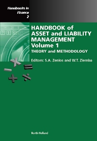 Handbook of Asset and Liability Management, 1st Edition,Stavros A. Zenios,William Ziemba,ISBN9780444508751
