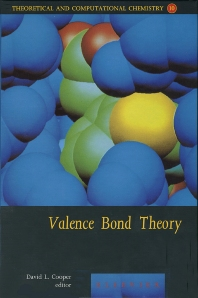 Valence Bond Theory, 1st Edition,David Cooper,ISBN9780444508898