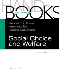Book Series: Handbook of Social Choice & Welfare