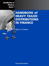 Cover image for Handbook of Heavy Tailed Distributions in Finance