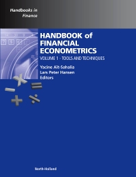 Handbook of Financial Econometrics, Vol 1, 1st Edition,Yacine Ait-Sahalia,Lars Hansen,ISBN9780444508973