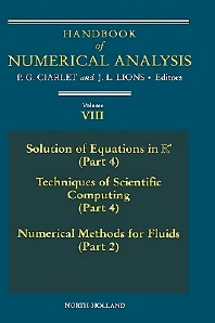 Cover image for Handbook of Numerical Analysis