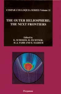 Cover image for The Outer Heliosphere: The Next Frontiers