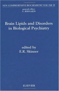 Cover image for Brain Lipids and Disorders in Biological Psychiatry
