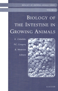Cover image for Microbial Ecology of Growing Animals