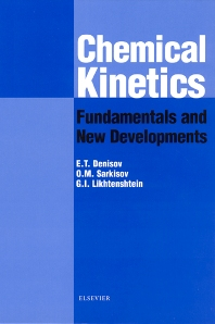 Cover image for Chemical Kinetics: Fundamentals and Recent Developments
