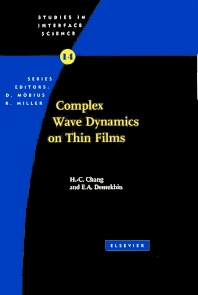 Cover image for Complex Wave Dynamics on Thin Films