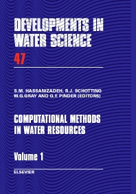Computational Methods in Water Resources - 1st Edition - ISBN: 9780444509758, 9780080959856