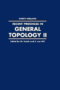 Cover image for Recent Progress in General Topology II