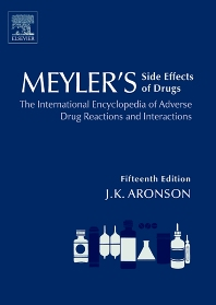 Cover image for Meyler's Side Effects of Drugs 15E