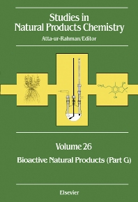 Cover image for Studies in Natural Products Chemistry