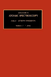 Advances in Atomic Spectroscopy, 1st Edition,J. Sneddon,ISBN9780444510334
