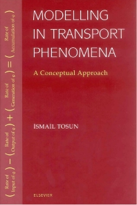 Cover image for Modelling in Transport Phenomena