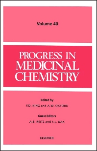 Progress in Medicinal Chemistry - 1st Edition - ISBN: 9780444510549, 9780080515205