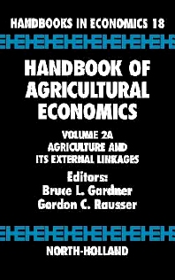 Handbook of Agricultural Economics - 1st Edition - ISBN: 9780444510808, 9780080885902