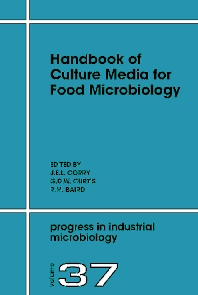 Handbook of Culture Media for Food Microbiology, Second Edition, 1st Edition,J.E.L. Corry,G.D.W. Curtis,R.M. Baird,ISBN9780444510846