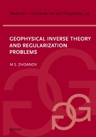 Cover image for Geophysical Inverse Theory and Regularization Problems