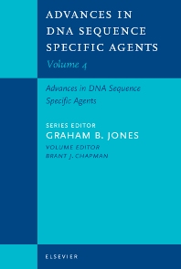 Cover image for Advances in DNA Sequence-specific Agents