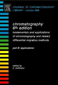 Chromatography - 6th Edition - ISBN: 9780444511089, 9780080472256