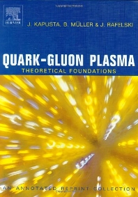 Cover image for Quark-Gluon Plasma: Theoretical Foundations