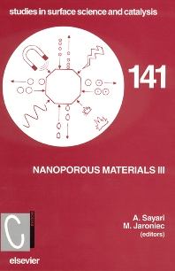Nanoporous Materials III, 1st Edition,M. Jaroniec,Abdel Sayari,ISBN9780444511133