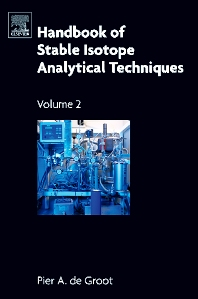 Cover image for Handbook of Stable Isotope Analytical Techniques Vol II