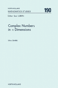 Cover image for Complex Numbers in n Dimensions