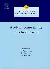 Acetylcholine in the Cerebral Cortex, 1st Edition,L. Descarries,K. Krnjevic,M. Steriade,ISBN9780444511256