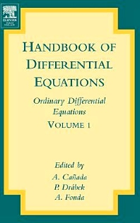 Cover image for Handbook of Differential Equations: Ordinary Differential Equations