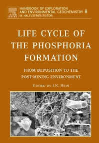 Cover image for Life Cycle of the Phosphoria Formation