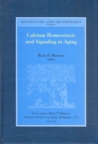 Cover image for Calcium Homeostasis and Signaling in Aging