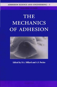 Cover image for Adhesion Science and Engineering