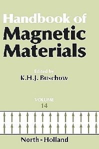Handbook of Magnetic Materials, 1st Edition,K.H.J. Buschow,ISBN9780444511447