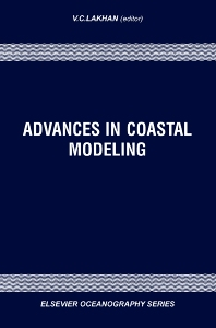 Cover image for Advances in Coastal Modeling