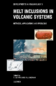 Cover image for Melt Inclusions in Volcanic Systems