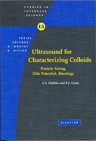 Characterization of Liquids, Nano- and Microparticulates, and Porous Bodies using Ultrasound - 1st Edition - ISBN: 9780444511645, 9780080543369