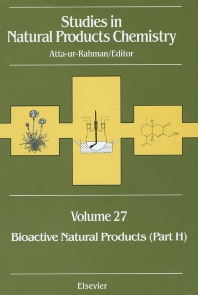 Studies in Natural Products Chemistry - 1st Edition - ISBN: 9780444512307, 9780080527857